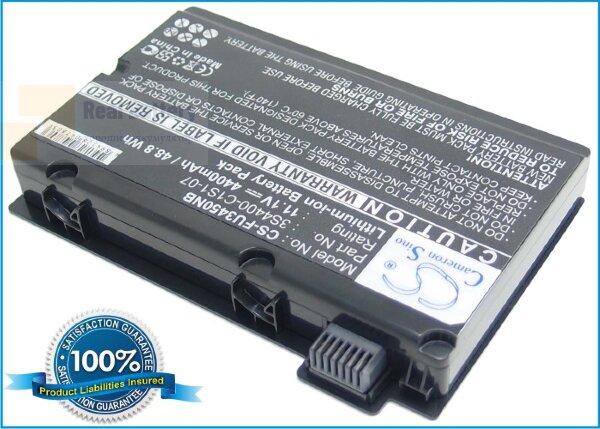 Аккумулятор CS-FU3450NB для Fujitsu Amilo Pi3450  11,1V 4400mAh Li-ion