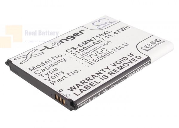 Аккумулятор CS-SMN710XL для Sprint Galaxy Note 3,7V 3100Ah Li-ion