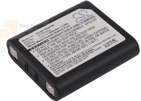 Аккумулятор CS-MTV600TW для Motorola Talkabout T6000 3,6V 700Ah Ni-MH