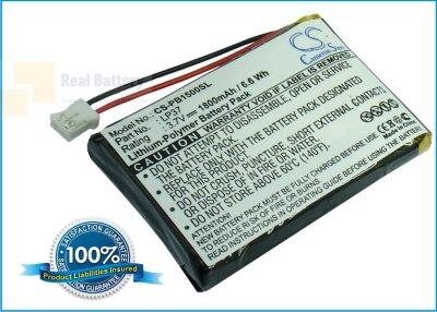 Аккумулятор CS-PB1500SL для Pure Digital Pocket DAB1500 3,7V 1800Ah Li-Polymer