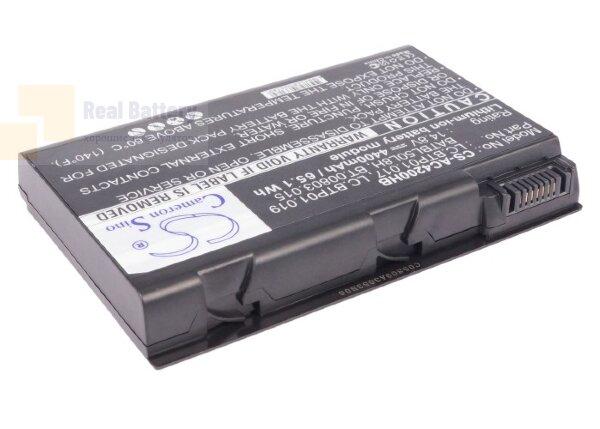 Аккумулятор CS-AC4200HB для Acer Aspire 3100  14,8V 4400mAh Li-ion