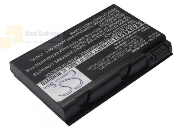 Аккумулятор CS-AC290HB для COMPAL CL50  14,8V 4400mAh Li-ion