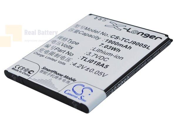 Аккумулятор CS-TCJ900SL для TCL J900C 3,7V 1900Ah Li-ion