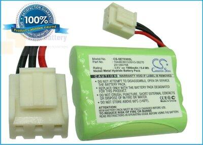 Аккумулятор CS-SET930SL для Sagem MONETEL EFT930 3,6V 1500Ah Ni-MH