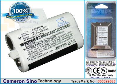 Аккумулятор CS-PFUP1TW для Pure Digital Flip Ultra 2G 2,4V 1800Ah Ni-MH