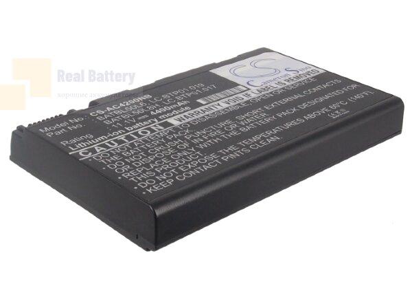 Аккумулятор CS-AC4200NB для Acer Aspire 3100  11,1V 4400mAh Li-ion