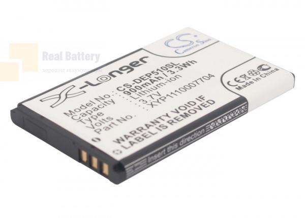 Аккумулятор CS-DEP510SL для Tiptel 6021 3,7V 900Ah Li-ion