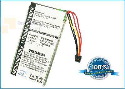 Аккумулятор CS-E400SL для Toshiba E400 3,7V 1000Ah Li-Polymer