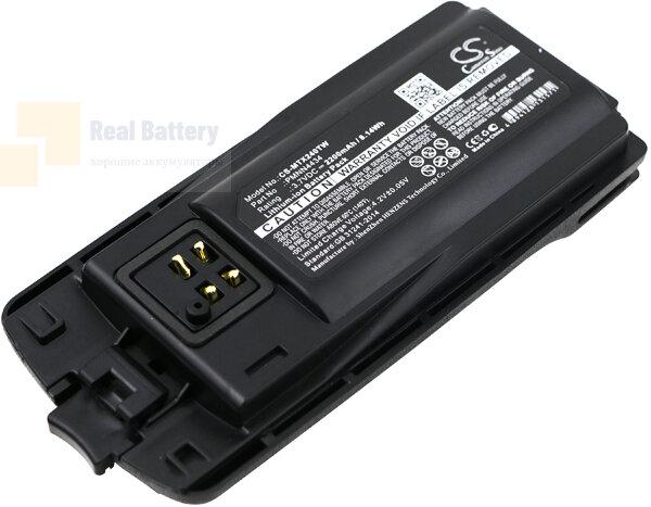 Аккумулятор CS-MTX240TW для Motorola RMM2050 3,7V 2200Ah Li-ion