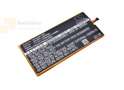 Аккумулятор CS-ACW172SL для Acer Iconia B1-720 3,7V 2700Ah Li-Polymer