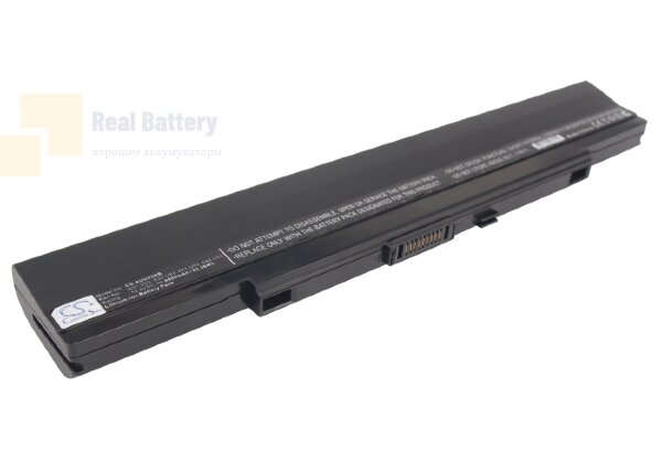 Аккумулятор CS-AUU53NB для Asus U33  14,4V 4400mAh Li-ion
