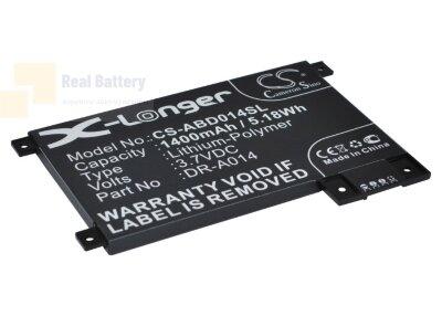 Аккумулятор CS-ABD014SL для Amazon D01200 3,7V 1400Ah Li-Polymer