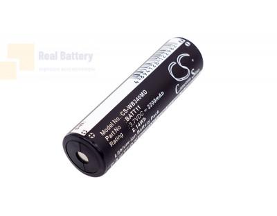 Аккумулятор CS-WB340MD для Welch-Allyn Connex ProBP 3400 3,7V 2200Ah Li-ion