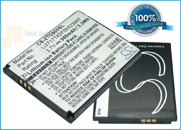 Аккумулятор CS-ZTC900SL для ZTE C90 3,7V 900Ah Li-ion
