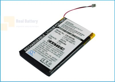 Аккумулятор CS-HD1SL для Sony NW-HD1 MP3 Player 3,7V 800Ah Li-Polymer