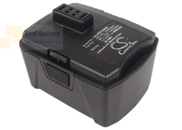 Аккумулятор для Ryobi BID-1201 12V 3Ah Li-ion CS-RTB120PW