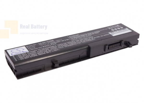 Аккумулятор CS-DE1435NB для DELL Studio 14  11,1V 4400mAh Li-ion