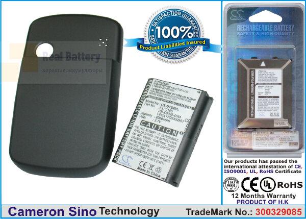 Аккумулятор CS-DTS9XL для UTStarcom MP6900 3,7V 2000Ah Li-ion