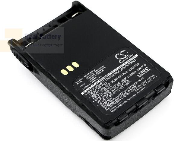 Аккумулятор CS-MTX500TW для Motorola EX500 7,2V 1800Ah Li-ion