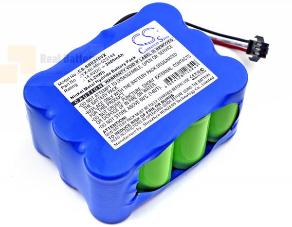Аккумулятор CS-SBR210VX для KV8 510B 14,4V 3000mAh Ni-MH