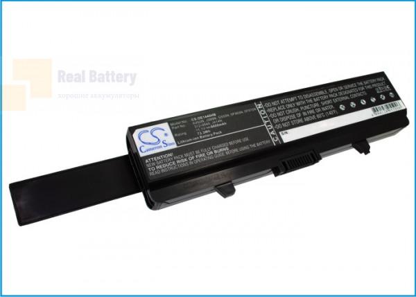 Аккумулятор CS-DE1440HB для DELL Inspiron 1440  11,1V 6600mAh Li-ion