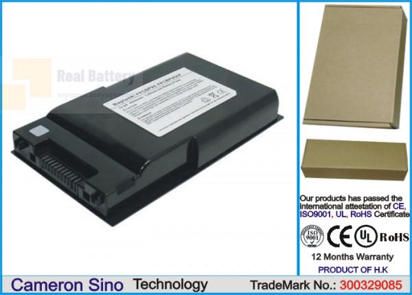 Аккумулятор CS-FU6240NB для Fujitsu FMV-BIBLO MG  10,8V 4400mAh Li-ion