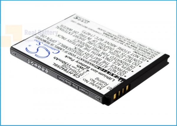 Аккумулятор CS-HT6425SL для Verizon ADR6425 3,7V 1150Ah Li-ion