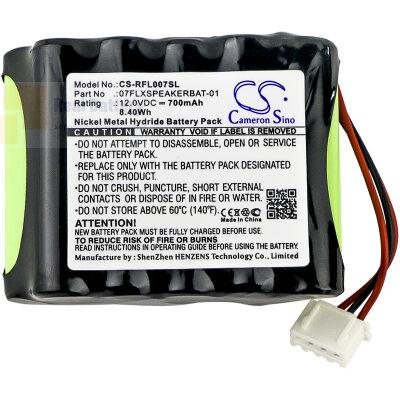 Аккумулятор CS-RFL007SL для Revolabs FLX 12V 700Ah Ni-MH