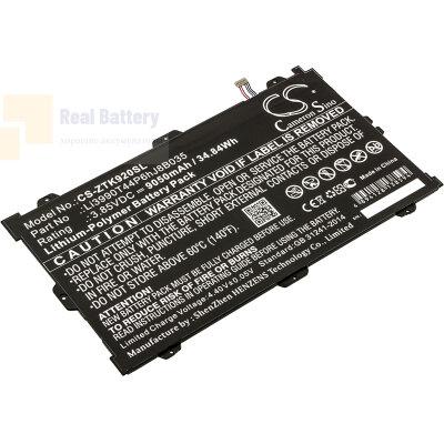 Аккумулятор CS-ZTK920SL для ZTE K92 3,85V 9050Ah Li-Polymer