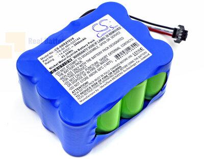 Аккумулятор CS-SBR210VX для SAMBA XR210 14,4V 3000mAh Ni-MH