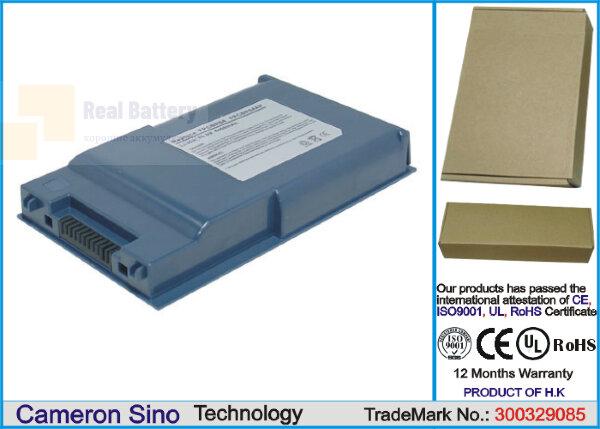 Аккумулятор CS-FU6310NB для Fujitsu Lifebook S2000  10,8V 4400mAh Li-ion