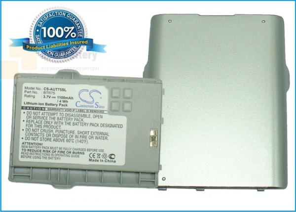 Аккумулятор CS-AUT75SL для UTStarcom GTX75 3,7V 1100Ah Li-ion