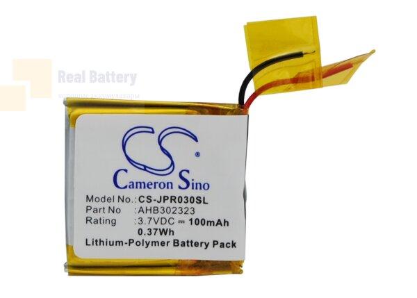 Аккумулятор CS-JPR030SL для Jabra BT3030 3,7V 100Ah Li-Polymer