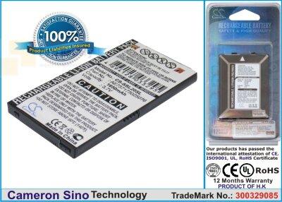 Аккумулятор CS-SSL20SL для Sirius Stiletto SL2 3,7V 1450Ah Li-ion