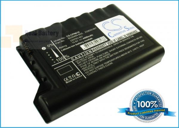 Аккумулятор CS-CPN610 для Compaq Evo N600  14,8V 4400mAh Li-ion