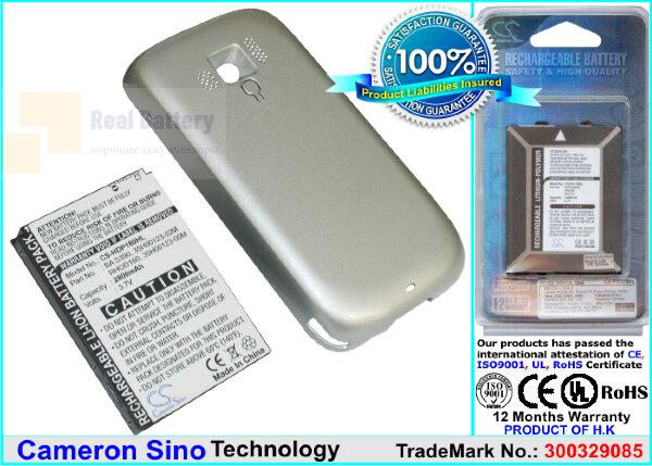 Аккумулятор CS-HDP180HL для T-Mobile Touch Pro 2 3,7V 2800Ah Li-ion