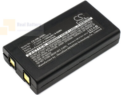 Аккумулятор CS-DML300SL для DYMO 1982171 7,4V 1300Ah Li-Polymer