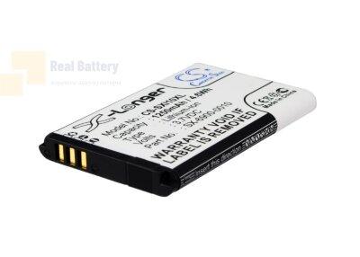 Аккумулятор CS-SXI10XL для Sirius SXi1 3,7V 1250Ah Li-ion
