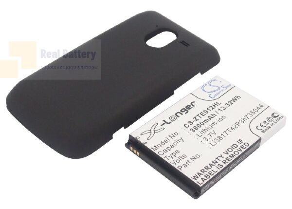 Аккумулятор CS-ZTE912HL для ZTE Avid 4G 3,7V 3600Ah Li-ion