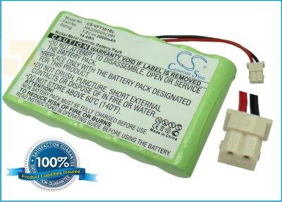 Аккумулятор CS-VFT301BL для Verifone Nurit 3010 7,2V 2000Ah Ni-MH