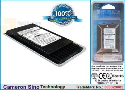 Аккумулятор CS-SSL10SL для Sirius SL100 3,7V 1320Ah Li-ion