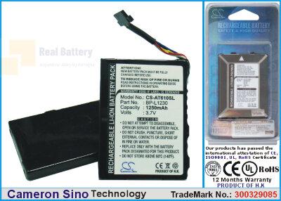 Аккумулятор CS-AT610SL для Airis T610 3,7V 1250Ah Li-ion