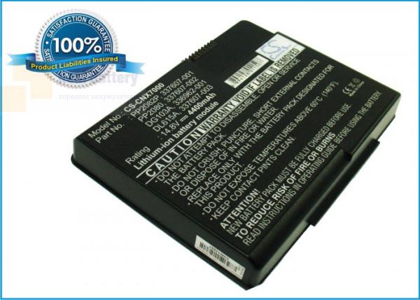 Аккумулятор CS-CNX7000 для Compaq Presario X1000  14,8V 4400mAh Li-ion