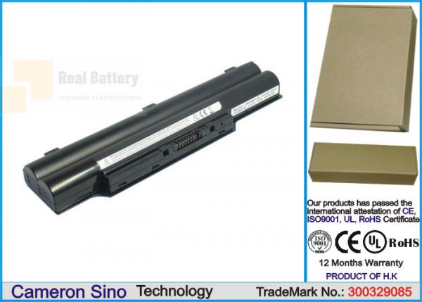 Аккумулятор CS-FU7110NB для Fujitsu FMV-BIBLO MG 10,8V 4400mAh Li-ion