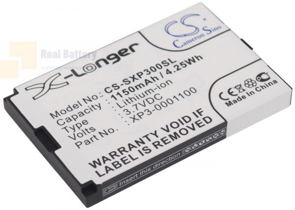 Аккумулятор CS-SXP300SL для Sonim XP3 3,7V 1150Ah Li-ion