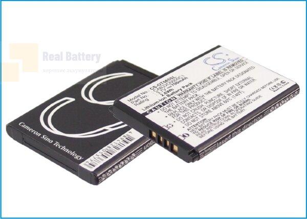 Аккумулятор CS-OT665SL для T-Mobile Accord 3,7V 700Ah Li-ion