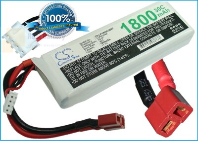 Аккумулятор CS-LP1803C30RT для RC CS-LP1803C30RT 11,1V 1800Ah Li-Polymer