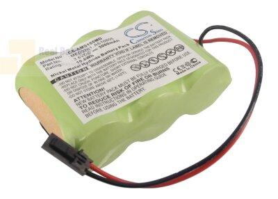 Аккумулятор CS-AMS155MD для Welch-Allyn WA20500H 3,6V 3000Ah Ni-MH