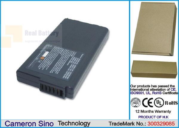 Аккумулятор CS-CP1200 для Compaq Presario 1200  14,8V 4400mAh Li-ion