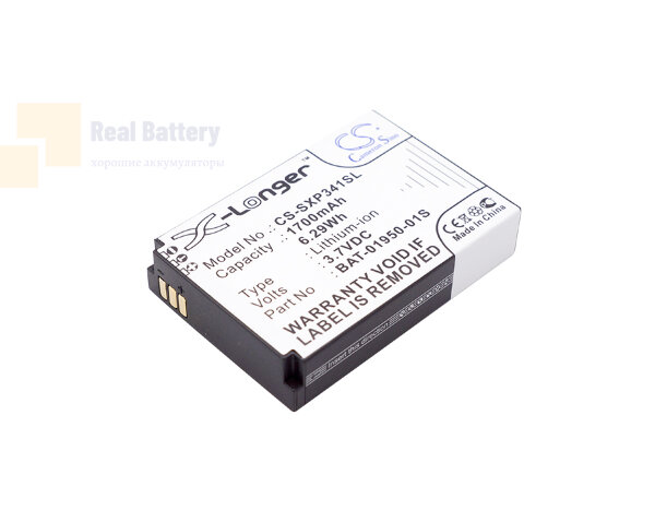 Аккумулятор CS-SXP341SL для Sonim XP 3410 3,7V 1700Ah Li-ion